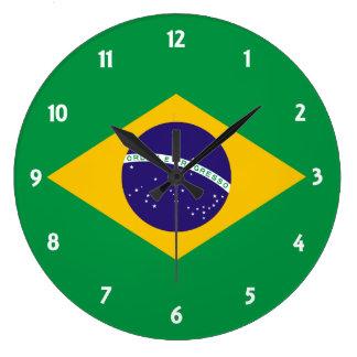 brazil large clock