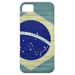 Brazil Lined iPhone 5/5S Case