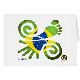 BRAZIL, LOVE, PEACE, LUCK, WWW.DRCHOS.COM,CURIOS, CARD