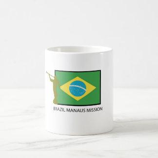 BRAZIL MANAUS MISSION LDS COFFEE MUG