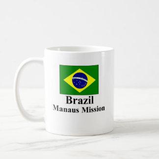 Brazil Manaus Mission Mug