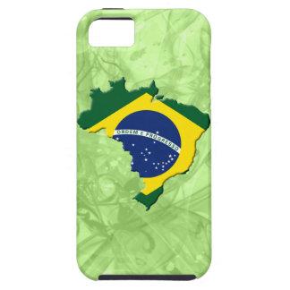 Brazil map iPhone SE/5/5s case