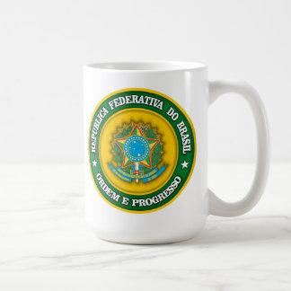 Brazil Medallion 2 Coffee Mug
