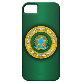 Brazil Medallion iPhone SE/5/5s Case