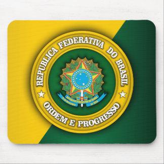 Brazil Medallion Mouse Pad