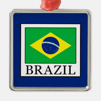 Brazil Metal Ornament
