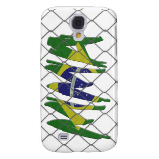 Brazil MMA 3G/3GS iPhone case Samsung Galaxy S4 Covers