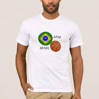 Brazil National Basketball Team T-Shirt