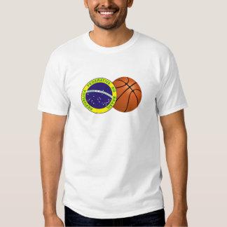 Brazil National Basketball Team Tees