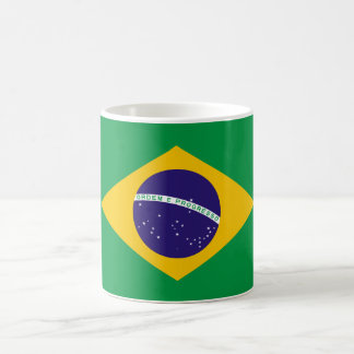 Brazil National Flag Coffee Mug