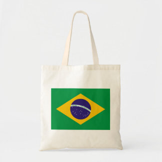 Brazil National Flag Tote Bag