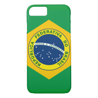 brazil national seal iPhone 8/7 case