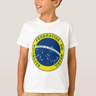 brazil national seal T-Shirt