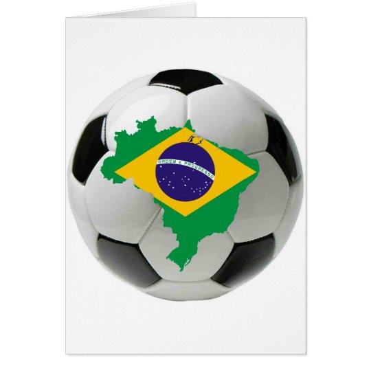 Brazil national team card