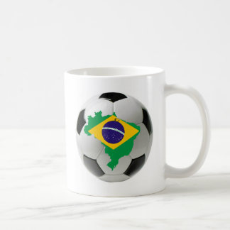 Brazil national team coffee mug