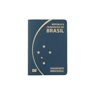 Brazil Passport Cover Passport Holder