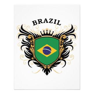 Brazil Personalized Invitation