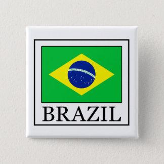 Brazil Pinback Button