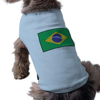 Brazil Plain Flag T-Shirt