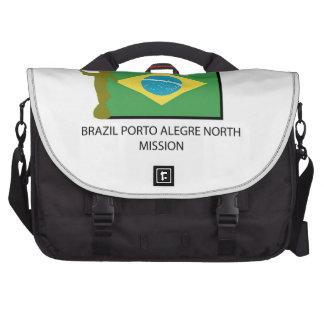 BRAZIL PORTO ALEGRE NORTH MISSION BAG FOR LAPTOP