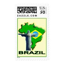 Brazil Postage