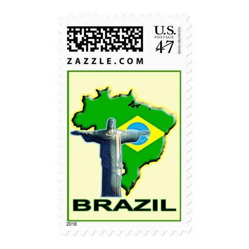 Brazil Postage Stamp