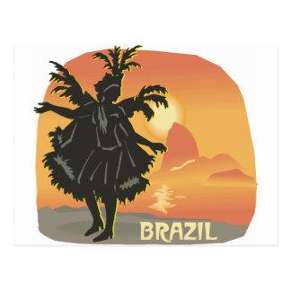 Brazil Postcard