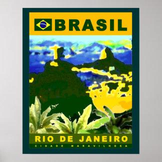 brazil poster design