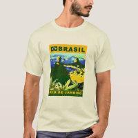 Brazil poster design T-Shirt
