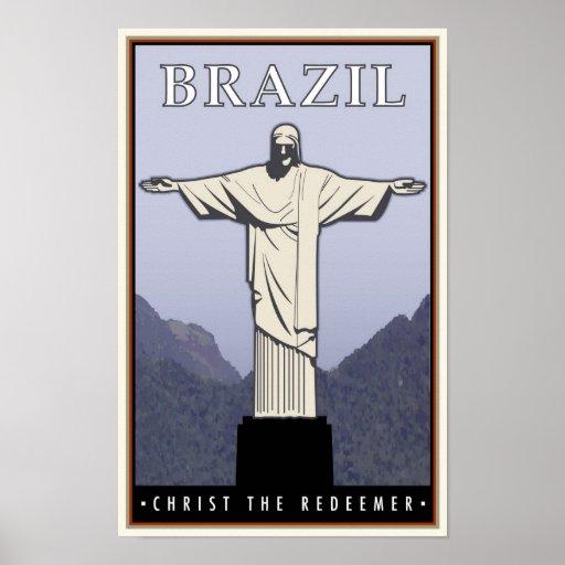 Brazil Posters