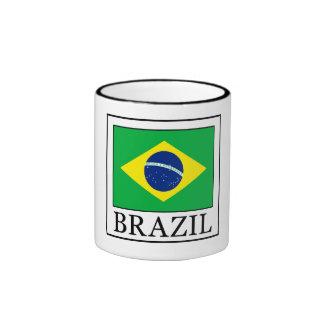 Brazil Ringer Mug
