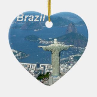Brazil-Rio-de-Janeiro--Angie- jpg Ornament