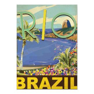 Brazil - Rio De Janeiro Card