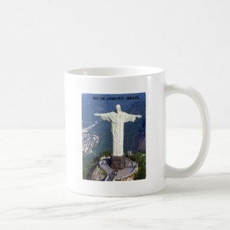 Brazil Rio De Janeiro christ (St.K.) Coffee Mug