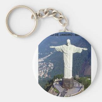 Brazil Rio De Janeiro christ (St.K.) Keychain