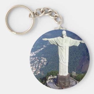 Brazil Rio De Janeiro Jesus (new) (St.K) Keychain