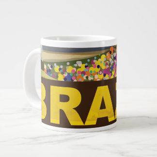 Brazil - Rio De Janeiro Large Coffee Mug