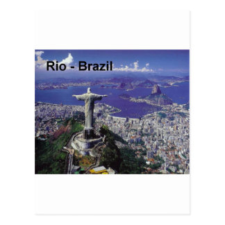 Brazil Rio De Janeiro (St.K.) Post Card