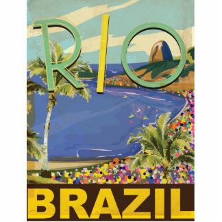Brazil - Rio De Janeiro Statuette