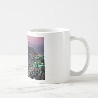 Brazil Rio De Janeiro Sugar Loaf Mountain (St.K.) Classic White Coffee Mug
