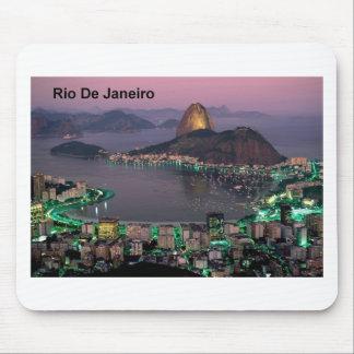 Brazil Rio De Janeiro Sugar Loaf Mountain (St.K.) Mouse Pad