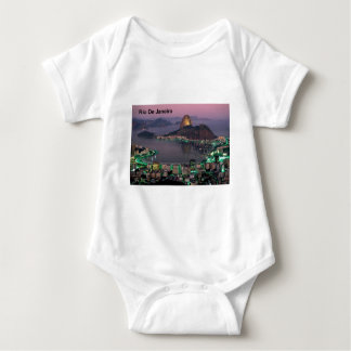Brazil Rio De Janeiro Sugar Loaf Mountain (St.K.) Tee Shirt