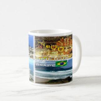Brazil - Rio de Janiero - Coffee Mug
