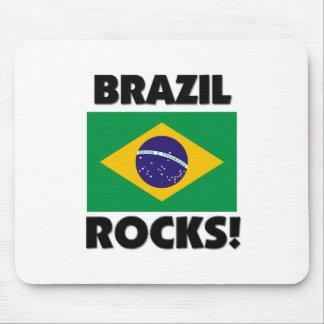 Brazil Rocks Mouse Pad