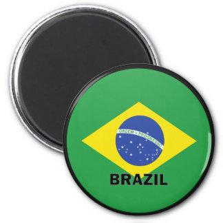 Brazil Roundel quality Flag Refrigerator Magnet