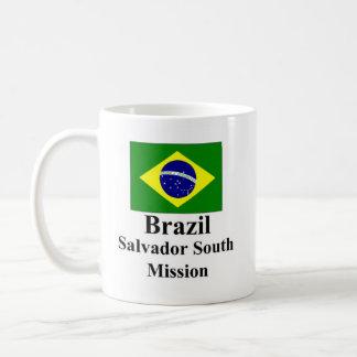 Brazil Salvador South Mission Mug