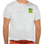 Brazil Samba football team soccer grunge shirt