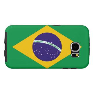 Brazil Samsung Galaxy S6 Case