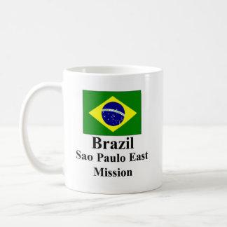 Brazil Sao Paulo East Mission Mug