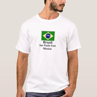 Brazil Sao Paulo East Mission T-Shirt